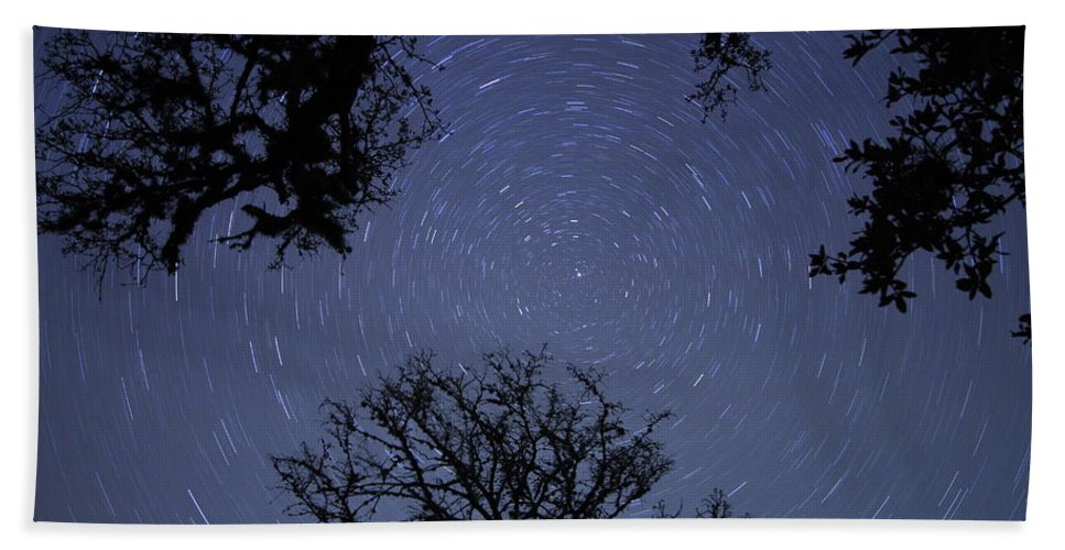 Star Beach Towel featuring the photograph Partial Pinwheel by Andrew McInnes
