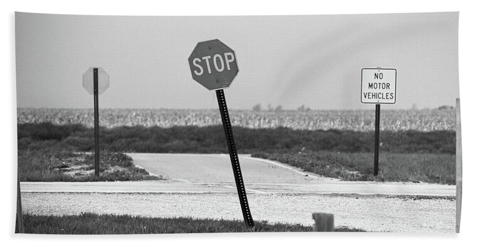 66 Beach Towel featuring the photograph Route 66 by Frank Romeo