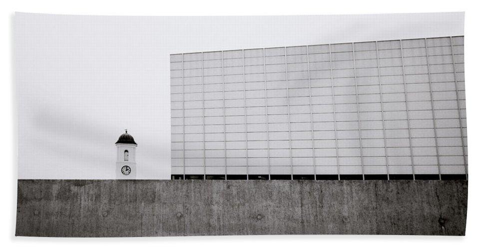 Surrealism Beach Towel featuring the photograph Modern Inspiration by Shaun Higson