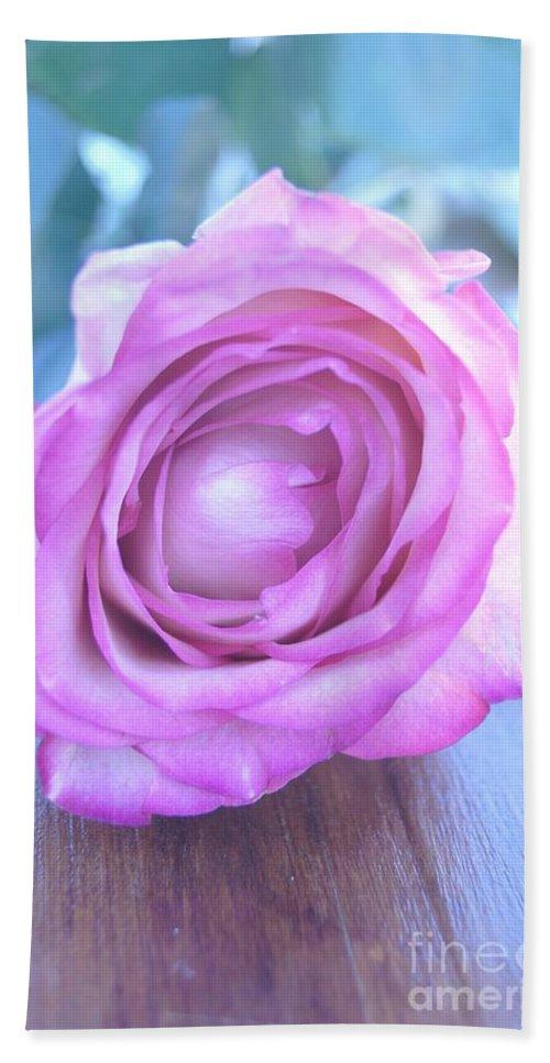 Roses Beach Towel featuring the photograph Awakening by Kerri Mortenson