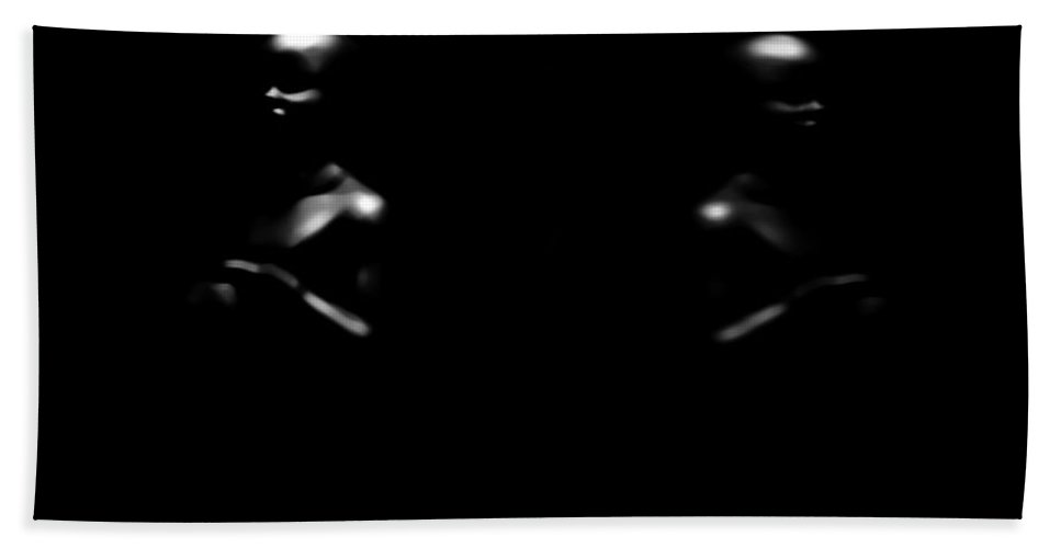 Photography Beach Towel featuring the photograph Boy In The Shadows by Jessica Shelton