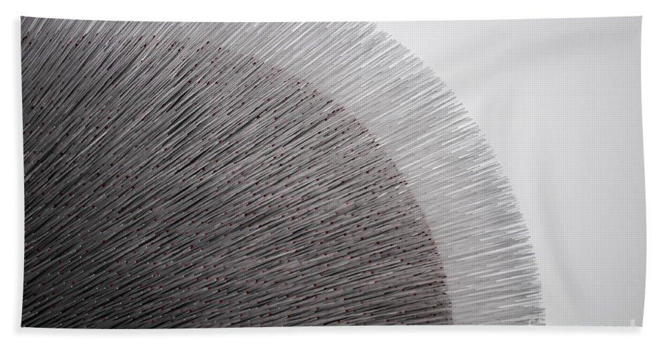 China Beach Towel featuring the photograph British Pavilion by Matt Malloy