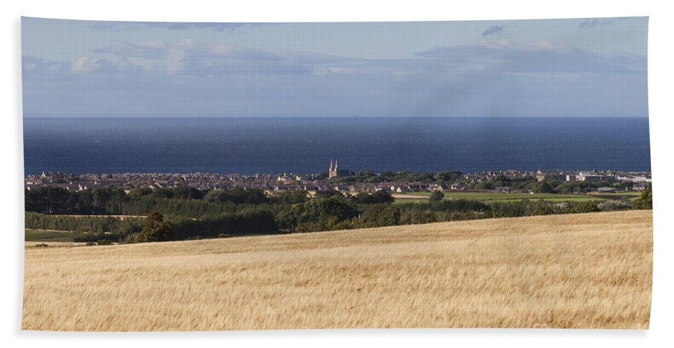 Agriculture Beach Towel featuring the photograph Buckie by Diane Macdonald