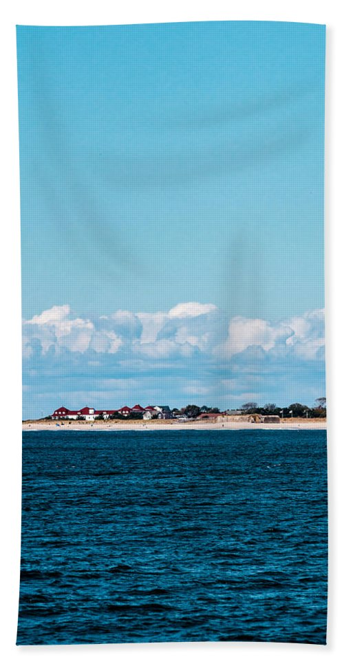 Cape May Beach Towel featuring the photograph Cape May Point by Gaurav Singh