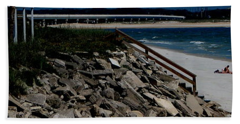 Beach Front Beach Sheet featuring the photograph Caribbean Colors by Greg Patzer