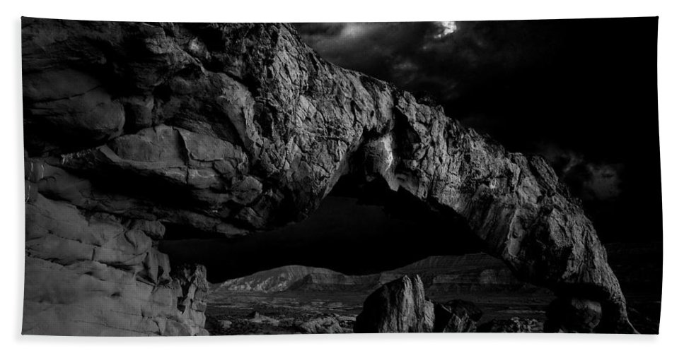 Atmosphere Beach Towel featuring the photograph Cloud 137 by Ingrid Smith-Johnsen