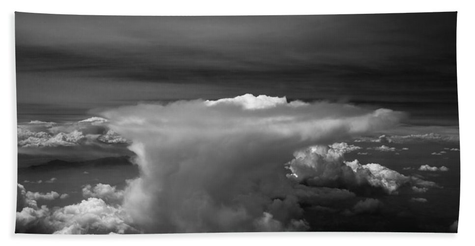 Colorado Beach Towel featuring the photograph Colorado Anvil by John Daly