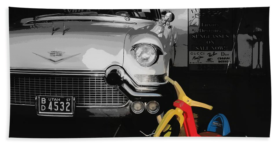 57 Beach Towel featuring the photograph Days Gone By by Kip Krause