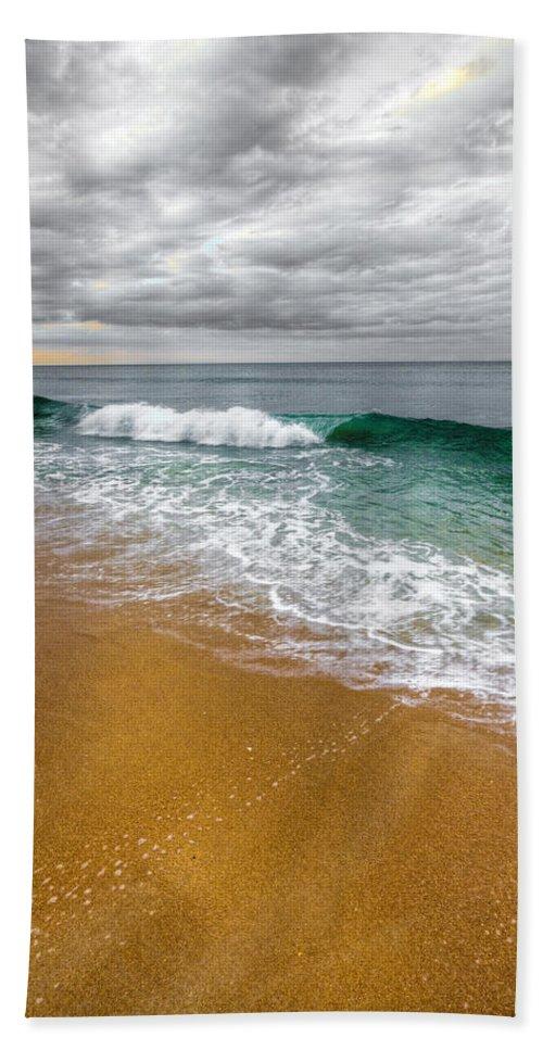 Desaturation Beach Towel featuring the photograph Desaturation by Chad Dutson