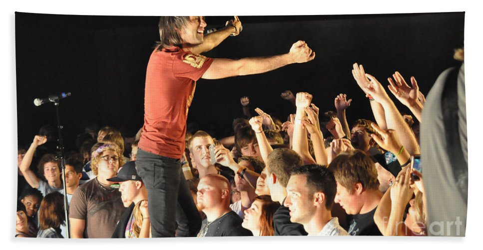 Disciple Beach Towel featuring the photograph Disciple-kevin-8783 by Gary Gingrich Galleries