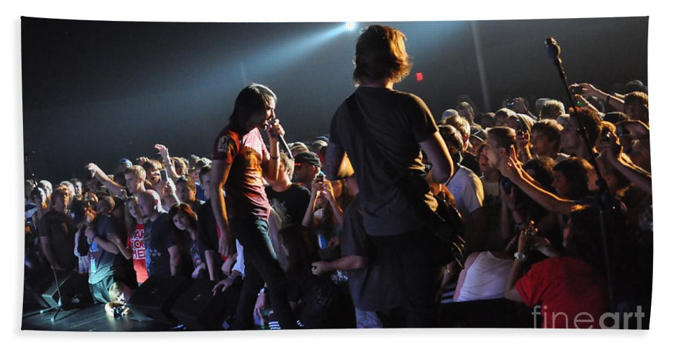 Disciple Beach Towel featuring the photograph Disciple-kevin-micah-8711 by Gary Gingrich Galleries