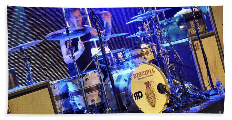 Disciple Beach Towel featuring the photograph Disciple-trent-8926 by Gary Gingrich Galleries