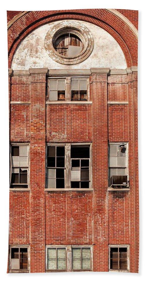 Nola Beach Towel featuring the photograph Dixie Beer Headquarters by Steve Harrington