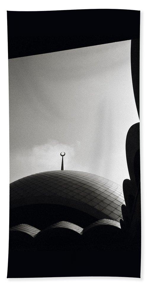 Art Beach Towel featuring the photograph Spiritual Moments by Shaun Higson