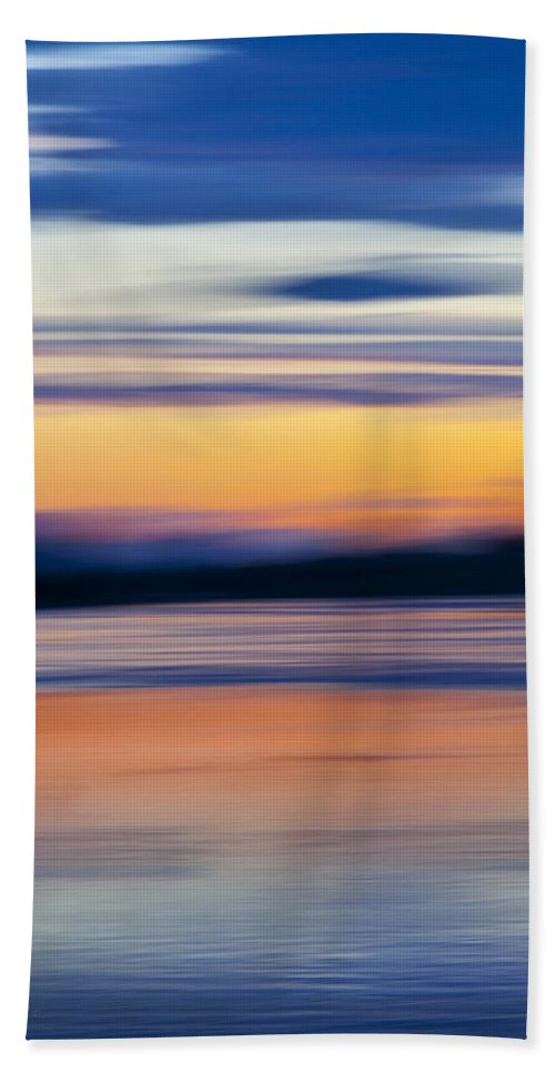 River Beach Towel featuring the photograph Down By The River by Theresa Tahara