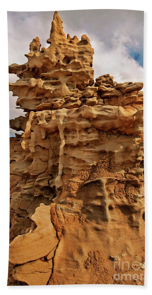 North America Beach Towel featuring the photograph Fantastic Hoodoo Fantasy Canyon Utah United States by Dave Welling