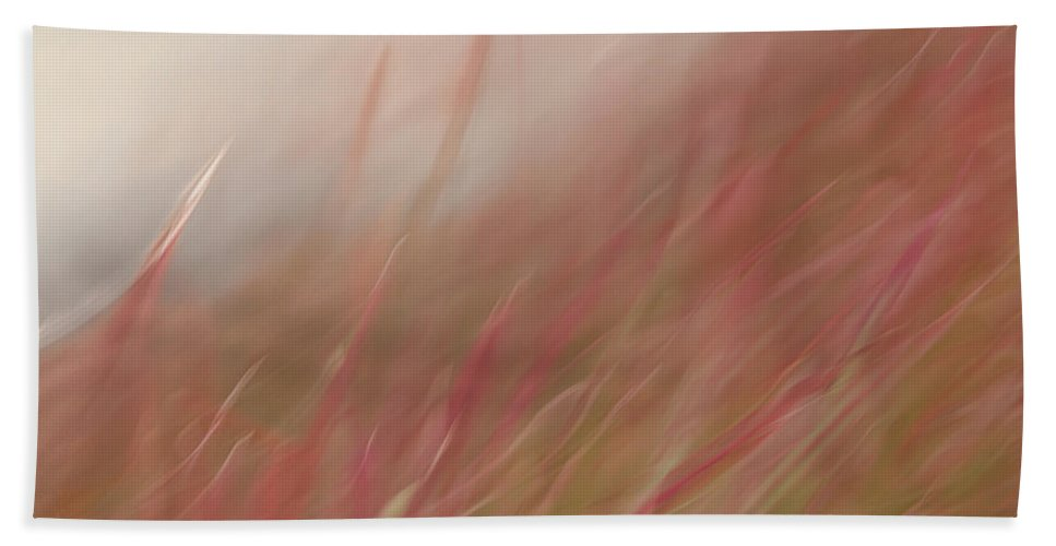 Abstracts Beach Towel featuring the photograph Flames Rising by Marilyn Cornwell