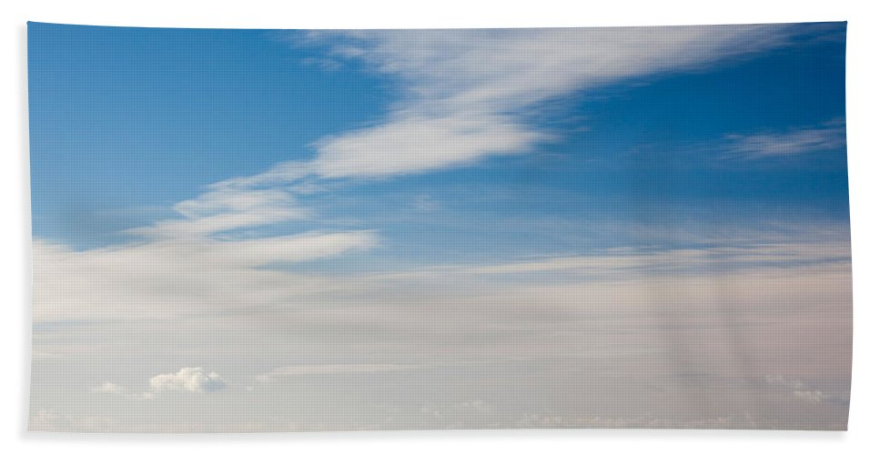 Photography Beach Towel featuring the photograph Freighter In The Sea, Point Bonita by Panoramic Images