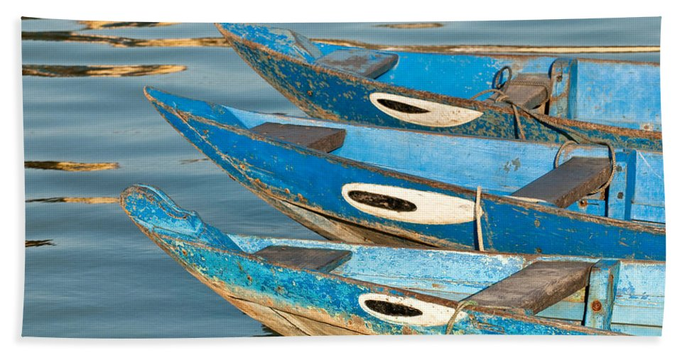 Vietnam Beach Towel featuring the photograph Guardian Eyes by Rick Piper Photography