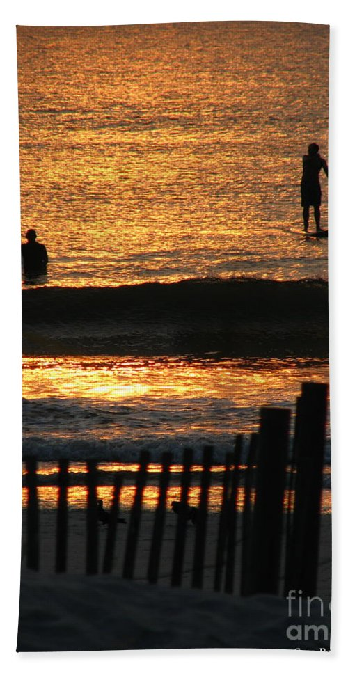 Art For The Wall...patzer Photography Beach Towel featuring the photograph Here Comes The Sun by Greg Patzer