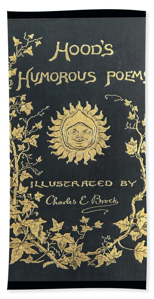 Ancient Beach Towel featuring the photograph Hoods Humorous Poems by Jack R Perry