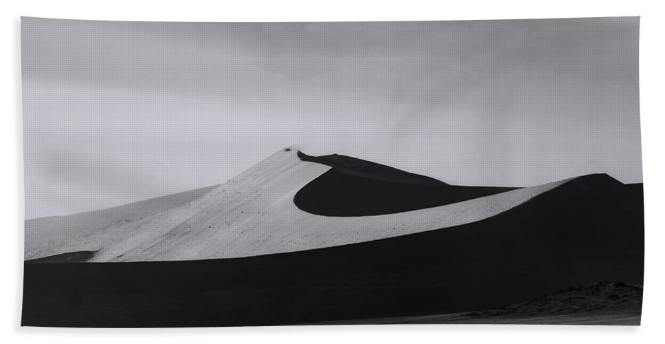 Namibia Beach Towel featuring the photograph Just The Way They Are by A Rey
