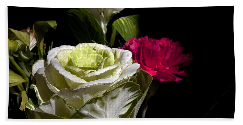Boquet Beach Towel featuring the photograph Last Day by Amanda Barcon
