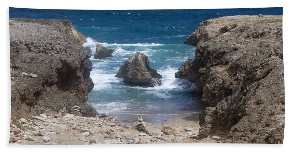 Aruba Beach Towel featuring the photograph Make A Wish by A New Focus Photography