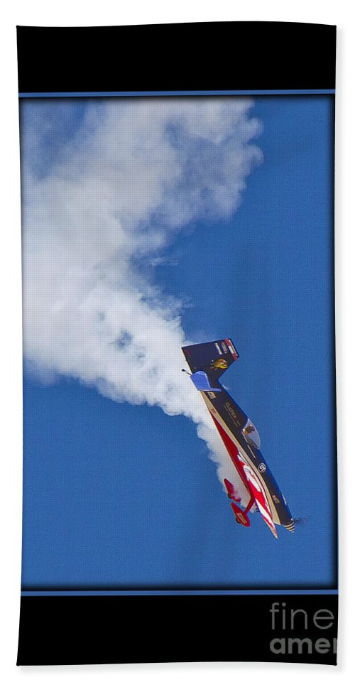Plane Beach Towel featuring the photograph Model Plane 5 by Larry White