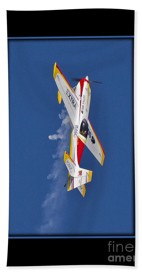 Plane Beach Towel featuring the photograph Model Plane 9 by Larry White