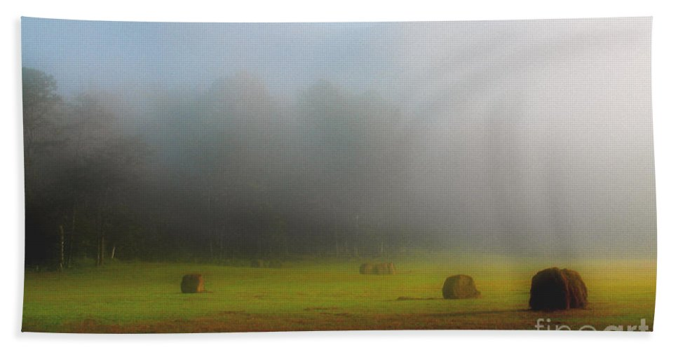 Cades Cove Beach Towel featuring the photograph Morning In The Cove by Douglas Stucky