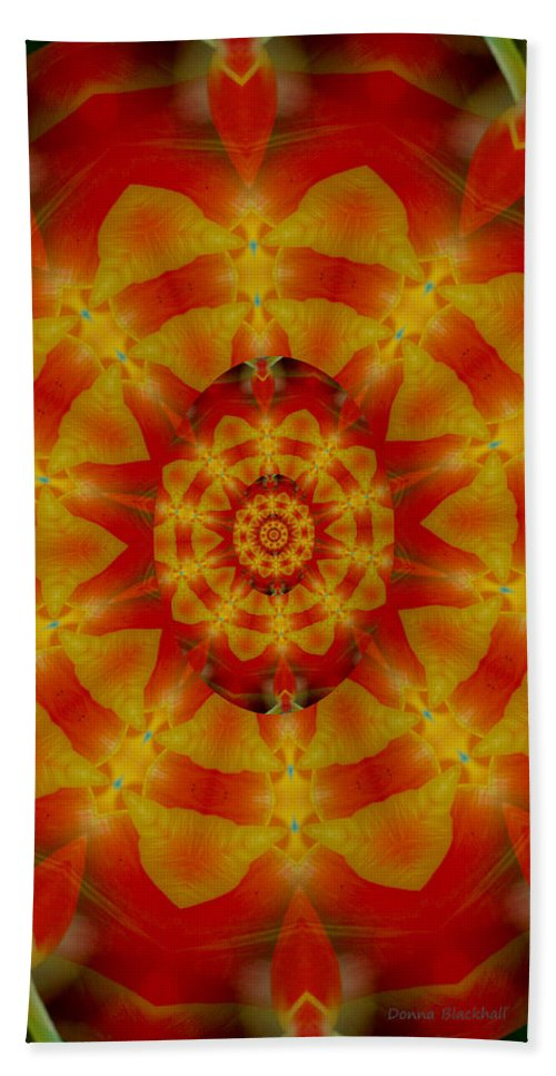Digital Beach Towel featuring the digital art Multitasking by Donna Blackhall