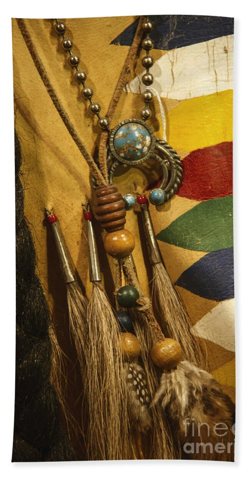 Indian Beach Towel featuring the photograph Native by Margie Hurwich