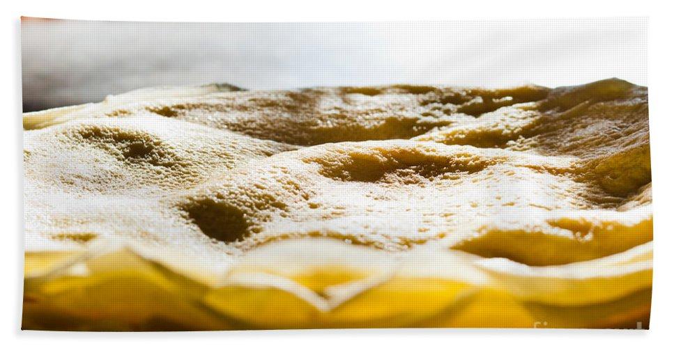 Crepes Beach Towel featuring the photograph Pannekoeken by Cheryl Baxter