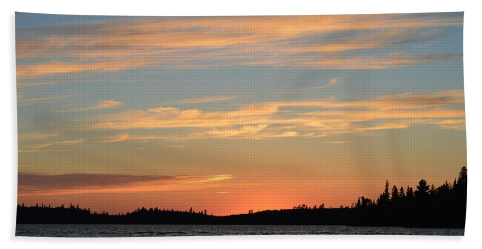 Sunset Beach Towel featuring the photograph Pastels by Thomas Phillips