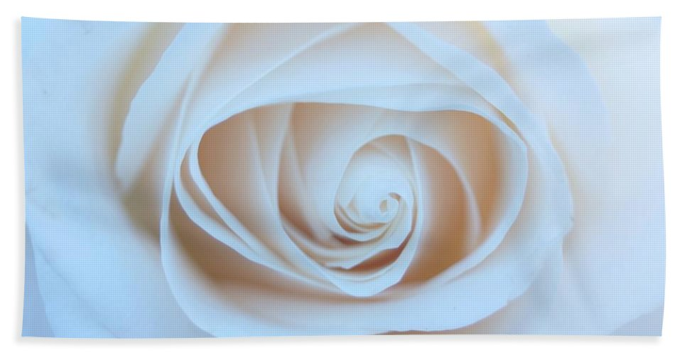 Roses Beach Towel featuring the photograph Peace Within by Kerri Mortenson