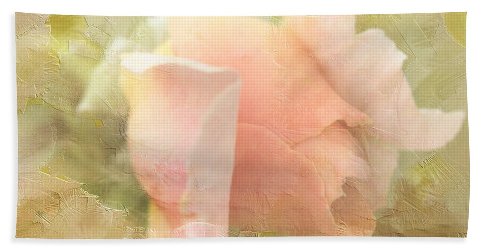 Floral Beach Towel featuring the photograph Pretty In Pink by A New Focus Photography