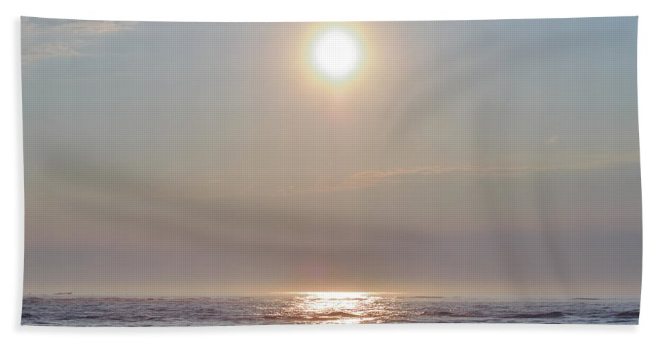 Ready Beach Towel featuring the photograph Ready For Summer by Bill Cannon