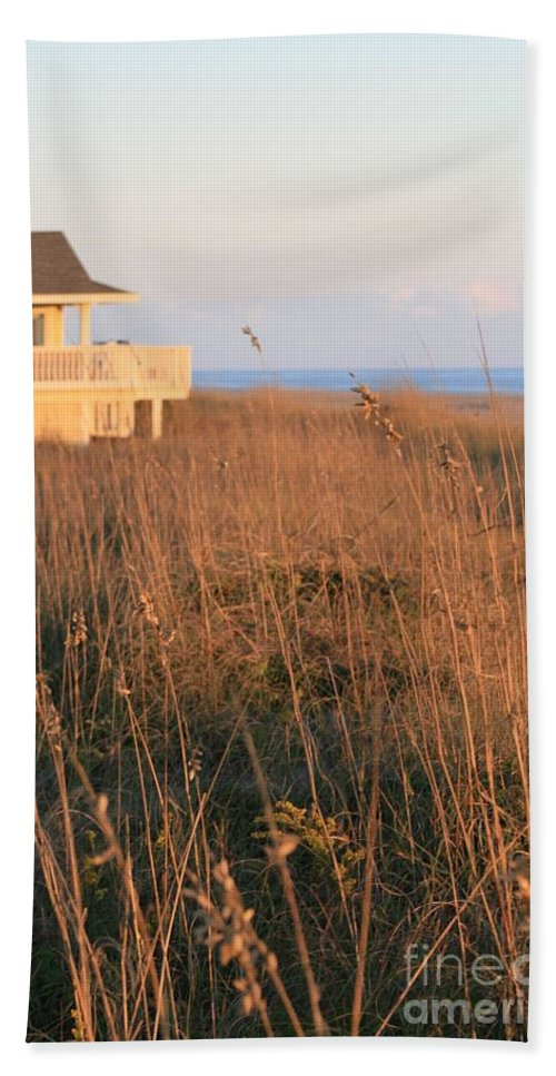 Relaxation Beach Towel featuring the photograph Relaxation by Nadine Rippelmeyer