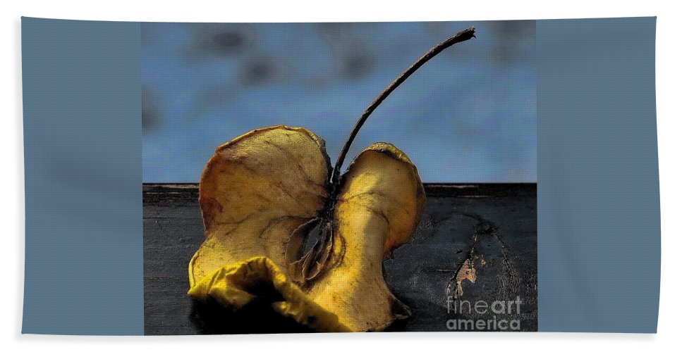 Nature Beach Sheet featuring the photograph What's Left Over... by Marija Djedovic