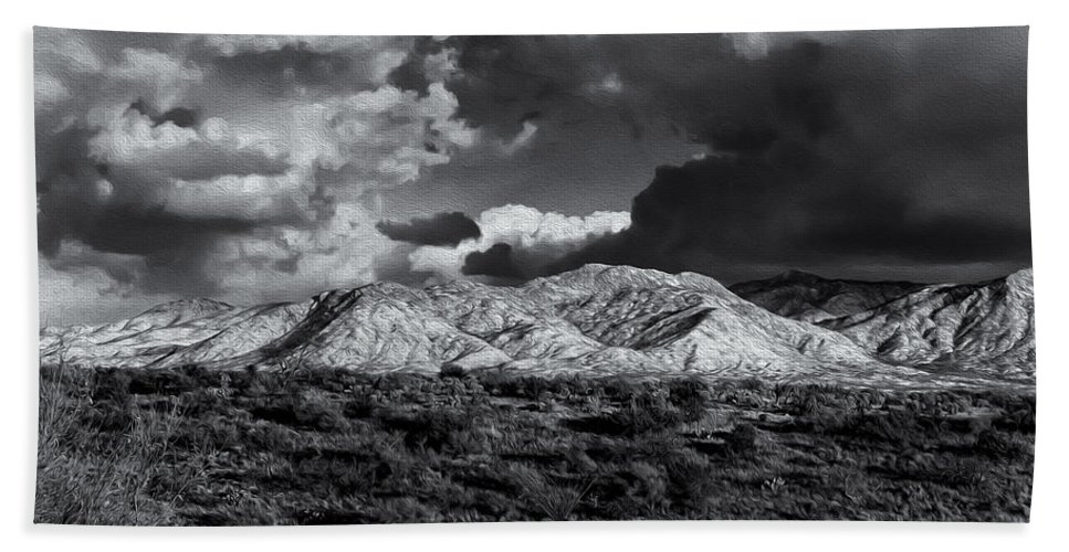 Aizona Beach Towel featuring the photograph Rollin' Through 57 by Mark Myhaver