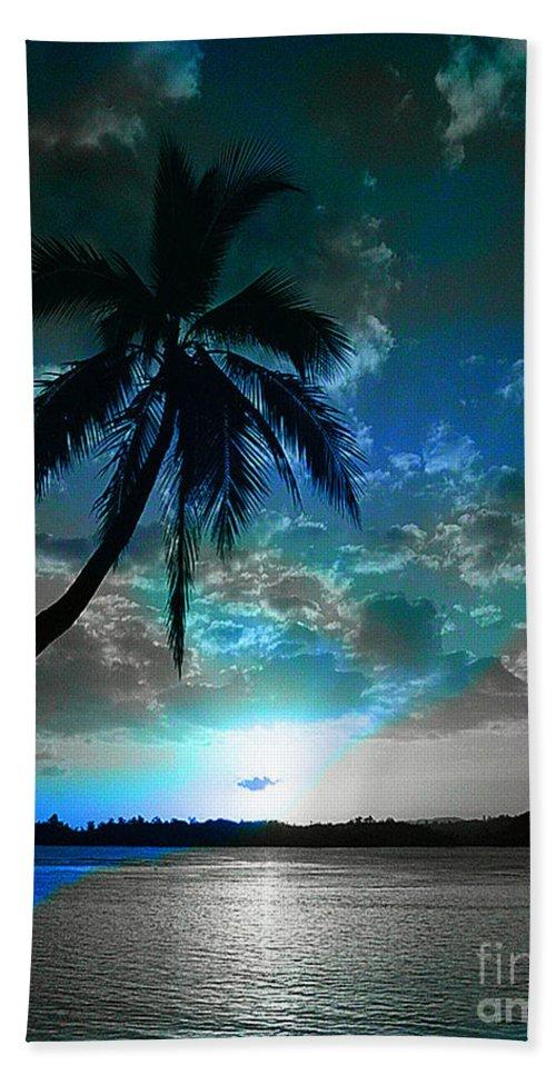 Digital Image Beach Towel featuring the digital art Romance I by Yael VanGruber