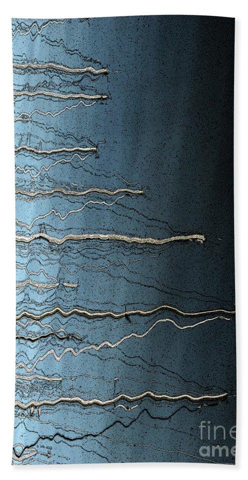 Sausalito Beach Towel featuring the photograph Sausalito Bay California. Stormy. by Ausra Huntington nee Paulauskaite
