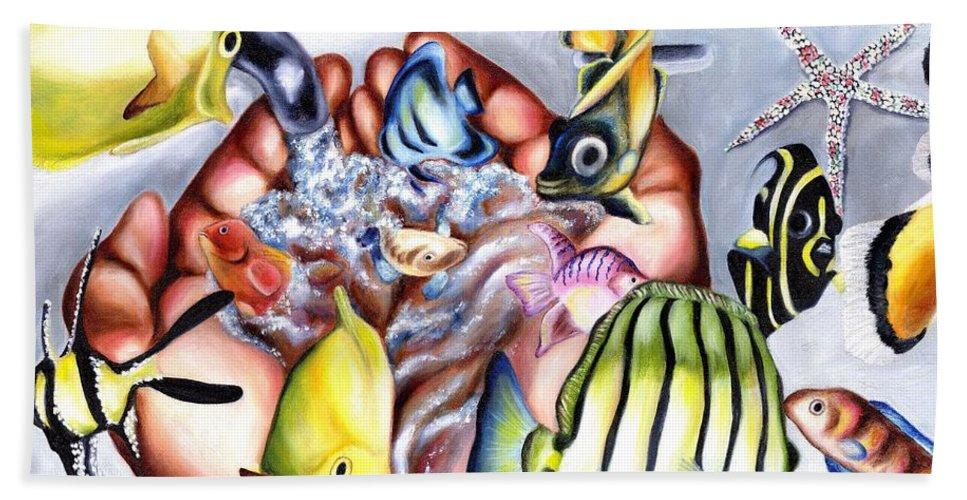 Dream Beach Sheet featuring the painting Still Drunk by Hiroko Sakai