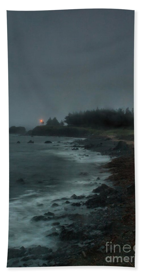 Nature Beach Towel featuring the photograph Stormy Seas by Steven Reed