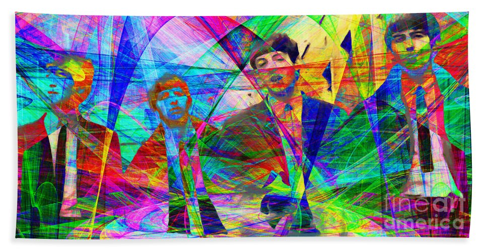 Wingsdomain Beach Towel featuring the photograph Strawberry Fields Forever 20130615 by Wingsdomain Art and Photography