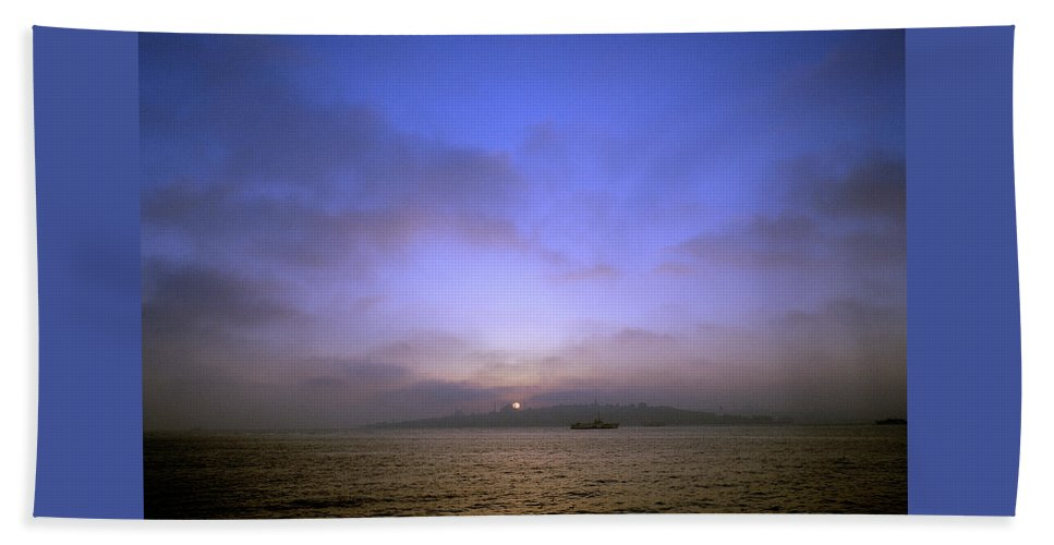 Istanbul Beach Towel featuring the photograph Ethereal Dreams by Shaun Higson