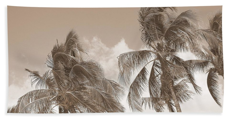 Tropical Beach Towel featuring the photograph Summer Breeze by Athala Bruckner