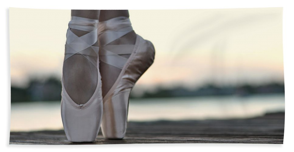 Dancer Beach Towel featuring the photograph Sylph by Laura Fasulo