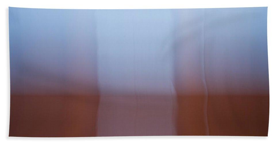 San Jose Beach Towel featuring the photograph Techko by Dayne Reast